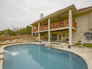 Open Concept &Family-Friendly 4BR, 3BA Austin Home with Hill Country Views - Dripping Springs vacation rentals