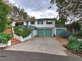 Cozy 1BR Santa Barbara Studio w/Deck, Santa Ynez Views. 5 Mins to Downtown - Santa Barbara vacation rentals