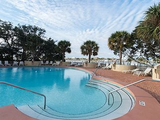 3BR, 2BA Waterfront Shipwatch Condo with Pool, Boat Slips & Beach Access - Ono Island vacation rentals