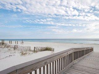 2BR, 2BA Beachfront Gulf Shores Condo w/ Pool – Walk to Shops, Restaurants - Gulf Shores vacation rentals