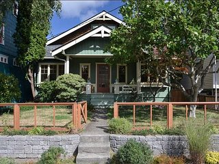 3BR Updated Craftsman Within Walking Distance of Shopping & Dining - Seattle vacation rentals
