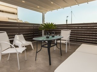 Lux Studio / Magical Penthouse / Huge Terrace - Athens vacation rentals