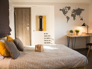 Cozy Athens Studio / 7minMetro / Modern - Agios Dimitrios vacation rentals
