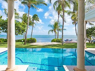 "7BR ""Tatenda,"" a Luxury Cayman Villas Signature Property - George Town vacation rentals"