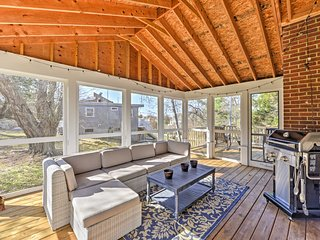 NEW! 3BR South Kingstown House w/Screened-In Porch - South Kingstown vacation rentals