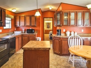 NEW! Peaceful 3BR Carlsbad Home w/ Mountain Views! - Carlsbad vacation rentals