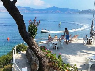 Charming Bed and Breakfast with Deck and Internet Access - Skala vacation rentals