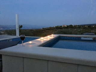 Beautiful villa in Brac with two pools - Skrip vacation rentals