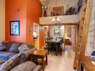 3BR Rustic-Chic Condo in Powderwood Resort – Mountain Views! - Park City vacation rentals