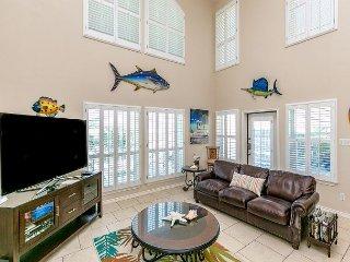 3BR, 2.5BA Updated North Padre Island Townhome – Next Door to - Chapman Ranch vacation rentals