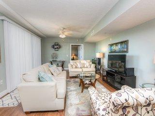 June/July $pecials - The Opus Condominium - OceanView - 3BR/2BA - #405 - Daytona Beach Shores vacation rentals