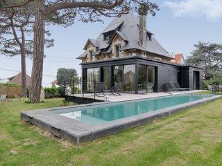 Belle et grande villa normande à Trouville - Touques vacation rentals