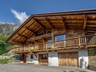 Chalet de standing avec vue sur la chaîne du Mont - Chamonix vacation rentals