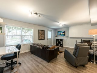 Pioneer Garden Flat- Newly built flat with full deck and yard access - Halifax vacation rentals