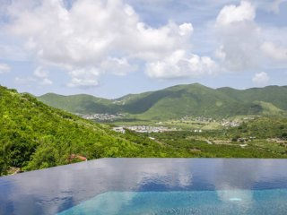 Designer Home with Sensational View - Oyster Pond vacation rentals