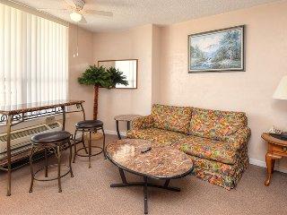 June/July $pecials - Fountain Beach Resort - Oceanfront - 1BR/1BA - #319 - Daytona Beach vacation rentals