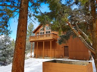 Gorgeous Vacation Cabin, Stunning Views & ALL THE AMENITIES at Brookson Lodge!!! - Pine Mountain Club vacation rentals