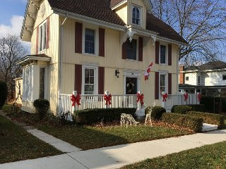 The Butter Barn Bed and Breakfast --The Blue Room - Waterford vacation rentals