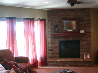 Golf Course Property - Lower Level for Rent - Omaha vacation rentals