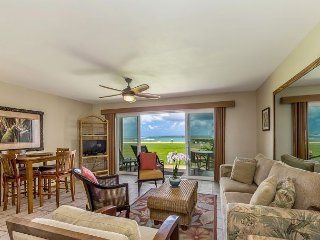 PONO KAI B109, NICE OCEANFRONT LOCATION, EASY WALK TO TOWN, BEACH & BIKE PATH - Kapaa vacation rentals