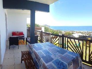 Villa saint pierre avec piscine et belle vue mer - Grand Bois vacation rentals