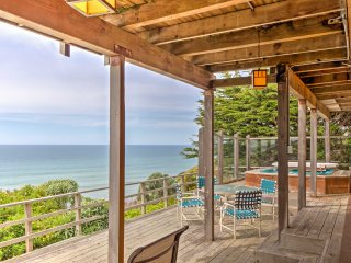 NEW! 3BR Irish Beach House - Hot Tub & Ocean Views! - Manchester vacation rentals