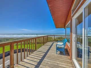 NEW! 3BR McKinleyville 'Clam Beach House' w/Views! - McKinleyville vacation rentals