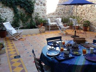Cozy 2 bedroom Bed and Breakfast in Saint-Victor-de-Malcap with Internet Access - Saint-Victor-de-Malcap vacation rentals