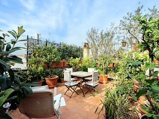 TREASUREROME Coliseum Terrace 2BR 2BA - Rome vacation rentals