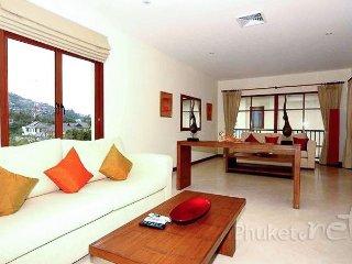 Spacious 2-Bed Apartment near Bangtao Beach - Kamala Beach vacation rentals