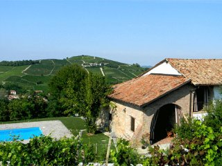Residenza Cà d´Masseu - Winefarm holidays - apartment Neive - Calamandrana vacation rentals