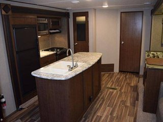 New 30' RV in the Beautiful 5 Star Holiday Park Resort - Winfield vacation rentals