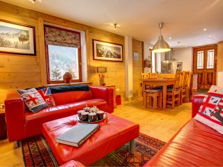 Eco Jardin apartment with hot tub! - Les Houches vacation rentals