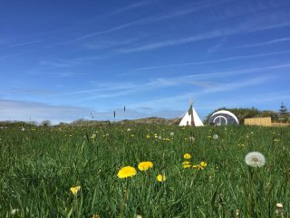 Life Seeker Tipi on the Pembrokeshire Coast - Roch vacation rentals