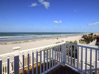 JUNE/JULY $PECIALS - LUXURY POOL HOME- DIRECT OCEANFRONT 4BR/3BA- #4209 - Port Orange vacation rentals