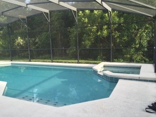 Excellent 1 Story Pool House 5/3 close everything - Davenport vacation rentals