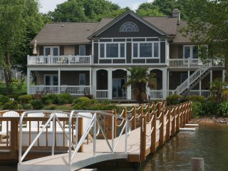Vacation rentals in Lake Norman