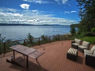 Olympic National Park, Hood Canal, & Waterfront Brinnon House - Brinnon vacation rentals
