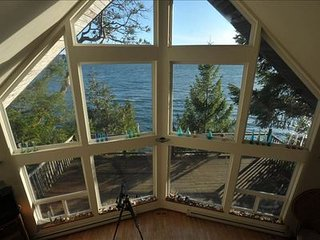 Spectacular Hood Canal Views/Olympic National Park/Waterfront House - Brinnon vacation rentals