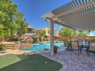NEW! Luxurious 3BR Las Vegas Home w/Backyard Pool! - Indian Springs vacation rentals