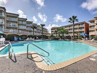 NEW! Waterfront 3BR Galveston Condo w/Ocean Views! - Galveston Island vacation rentals