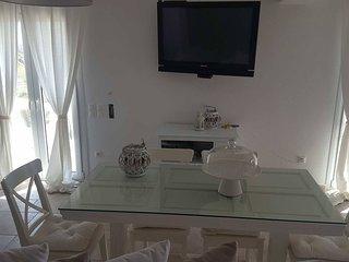 Beautiful calm seaview villa in Merchia Mykonos - Kalafatis vacation rentals