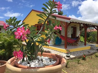 Bungalow Kaladja** - Les Palmes du Moulin - Location de gîtes à Marie-Galante - Saint Louis vacation rentals
