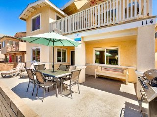 Location, Location, Location - Ocean Views, Large Patio, 2 Houses from Beach! - Newport Beach vacation rentals