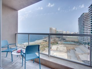 Modern Seaview apartment in a Prime location - Sliema vacation rentals