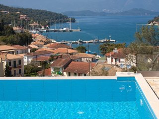 Clio-Luxury Villa with private swimming pool and stunning seaviews - Vathy vacation rentals