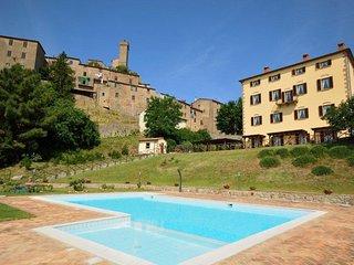 Pia de' Tolomei - Bright studio in residence w/pool - Roccatederighi vacation rentals
