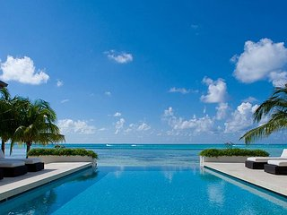 "6BR ""Sun Salutations,"" A Luxury Cayman Villas Property - 20% OFF SPECIAL! - Grand Cayman vacation rentals"