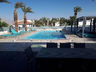 Lovely large 5 br holiday home, Magnificent view - Eilat vacation rentals