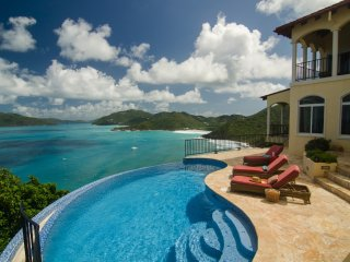 Charming Villa with Internet Access and DVD Player - Trunk Bay vacation rentals